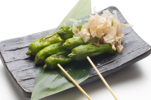 green-pepper-skewers
