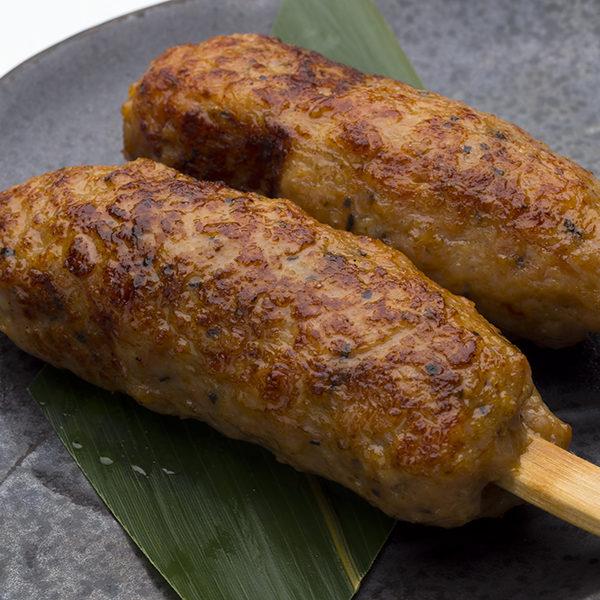 手ごねつくね串焼き(塩orタレ)