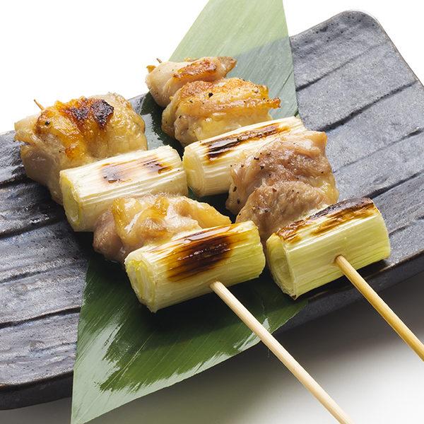 ネギマ串焼き(塩orタレ)