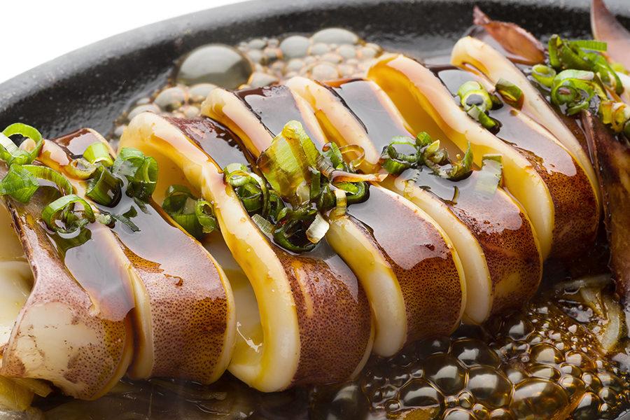 squid-barbecue