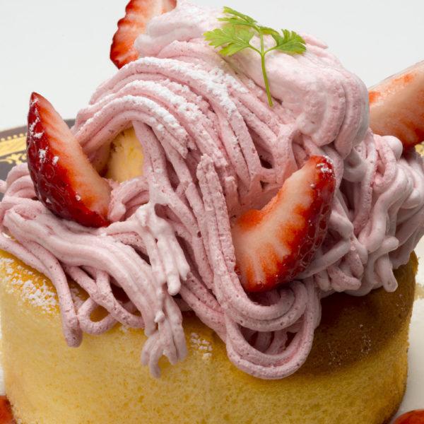 うきうきワクワク 苺デザートフェア!